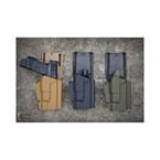 Picture of TMC Light-Compatible Range Kydex Holster for G17 & X300 (Black)