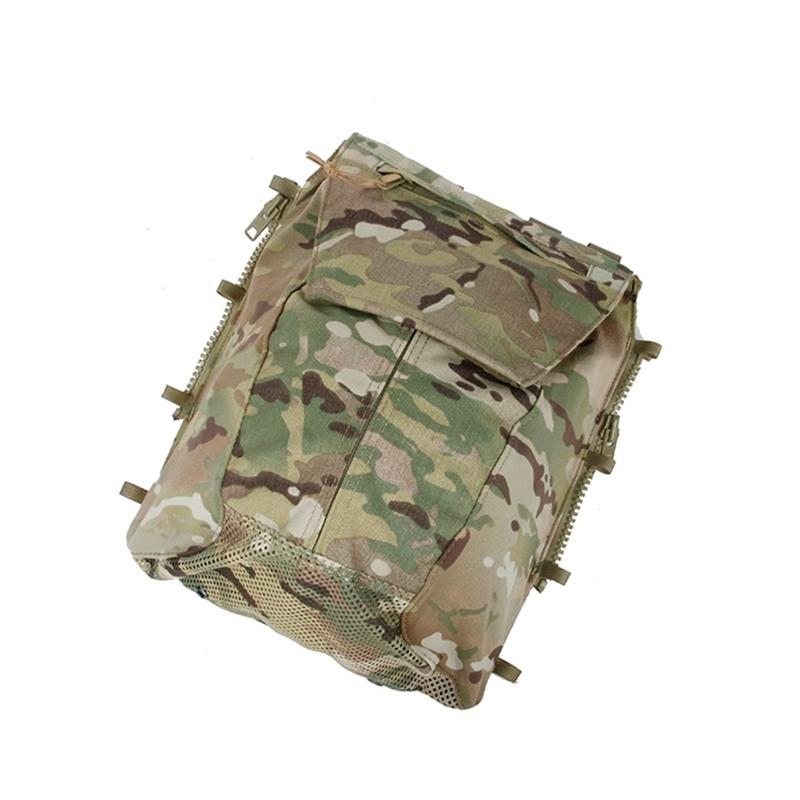 Picture of TMC Vest Pack Zip On Panel 2.0 Maritime Version (Multicam)