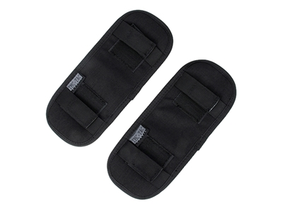 Picture of TMC Plate Carrier Shoulder Pads (Black)