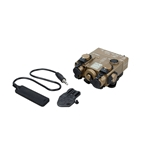 Picture of SOTAC PEQ-15A DBAL-A2 LED Light + IR / Red Laser Devices (Tan)