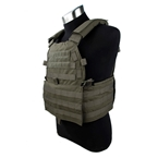 Picture of TMC MP94A Modular Plate Tactical Vest - 2019 Version (RG)