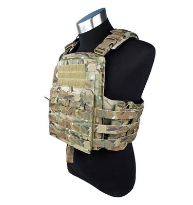 Picture of TMC Naval Combat Plate Carrier Vest 2016 Version (Multicam)