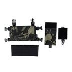 Picture of TMC Modular Lightweight Chest Rig Front Set (Multicam Black)