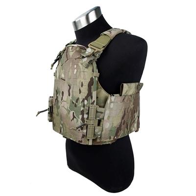 Picture of TMC Armor Assault Plate Carrier Vest (Multicam)