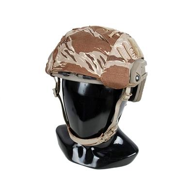 Picture of TMC Fast Maritime Mesh Helmet Cover (M/L)(Desert Tiger Stripe)