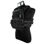 Picture of TMC Lightweight Modular Recon Plate Carrier (Black)