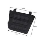 Picture of TMC Lightweight Compact Abdomen Panel (Black)