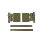 Picture of Tactical Mission Unit Quick Release Buckle Adapter for Plate Carrier (Khaki)