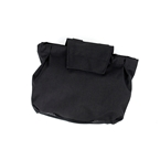 Picture of The Black Ships Lightweight Foldable Dump Pouch (Black)
