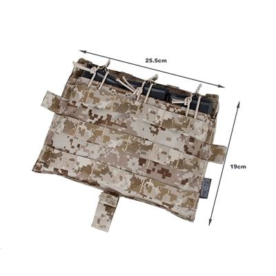 Picture of TMC Detachable Flap M4 Mag Panel (AOR1)