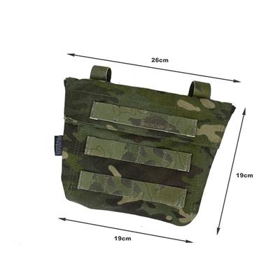 Picture of TMC Lightweight Compact Abdomen Panel (Multicam Tropic)