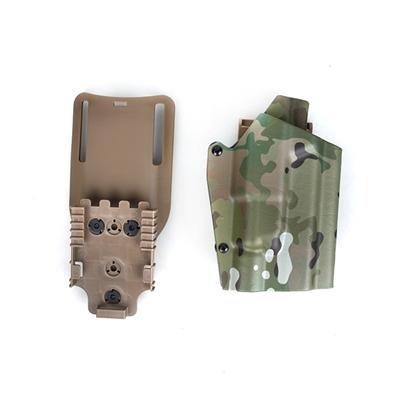 Picture of TMC Light-Compatible Range Kydex Holster for G17 & X300 (Multicam)
