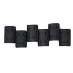 Picture of TMC M-Lock Type 2 Rail Cover Set (Black)