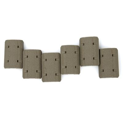 Picture of TMC M-Lock Type 2 Rail Cover Set (DE)