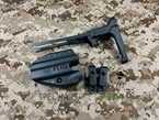 Picture of TMC Flowing Brace Stock for G-Series Pistol Glock Kit (Black)