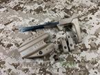 Picture of TMC Flowing Brace Stock for G-Series Pistol Glock Kit (DE)