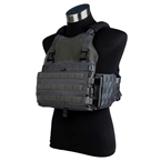 Picture of TMC Lightweight Saber Plate Carrier (Wolf Grey)
