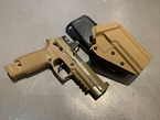 Picture of W&T Kydex Holster for VFC P320-M17 GBB (DE)
