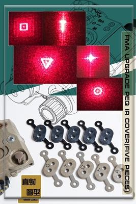 Picture of FMA Upgrade PEQ IR Cover (DE)