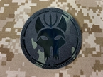 Picture of Warrior Dummy IR SEAL Team Morale Patch (Multicam Black) (Free Shipping)