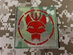 Picture of Warrior SEAL Team Reflective Patch (Multicam) (Free Shipping)