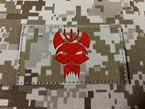 Picture of Warrior SEAL Team Reflective Patch (AOR1) (Free Shipping)