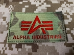 Picture of Warrior ALPHA INDUSTRIES Reflective Patch (Multicam) (Free Shipping)