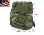 Picture of TMC Vest Pack Zip On Panel (Multicam Tropic)