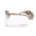 Picture of FMA Helmet Goggle Transparent Lenses (DE)