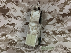 Picture of FLYYE MOLLE 9mm Pistol Magazine Pouch Ver.HP (AOR1)
