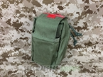 Picture of FLYYE SpecOps Thin Medic Pouch (Ranger Green)