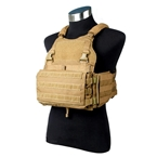 Picture of TMC Lightweight Saber Plate Carrier (CB)