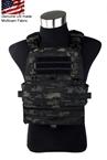 Picture of TMC Modular Assault Vest System Plate Carrier 2019 Ver (Multicam Black)