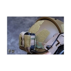 Picture of TMC Lightweight Helmet Mounted 4 AA Battery Pouch (Multicam)