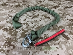 Picture of FLYYE 30inch Safety Lanyard (Ranger Green)