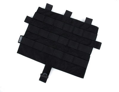 Picture of TMC Removable Molle Panel (Black)