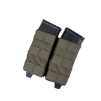 Picture of TMC Lightweight Double 5.56 Tall PWI Mag Pouch Set (RG)