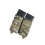 Picture of TMC Lightweight Double 5.56 Tall PWI Mag Pouch Set (Multicam)