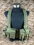 Picture of FLYYE Tactical LBT 1961G Band Vest (Ranger Green)