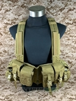 Picture of FLYYE Tactical LBT 1961G Band Vest (Coyote Brown)
