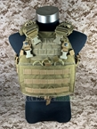 Picture of FLYYE MMAC-R Plate Carrier Vest (Coyote brown)