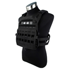 Picture of TMC AssaultLite Structural Plate Carrier (Black)