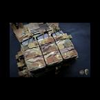 Picture of TMC Tactical Open-Top Triple Mag Pouch (Multicam)