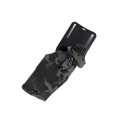 Picture of TMC 354DO ALS Optic and Flashlight Tactical Holster (Multicam Black)