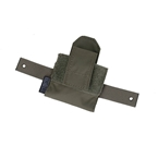 Picture of TMC Lightweight Helmet Mounted 4 AA Battery Pouch (RG)