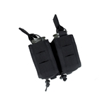 Picture of TMC Tactical Assault Combination Duty Double Flash Grenade Pouch (Black)