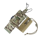 Picture of TMC Lightweight Configurable Radio Pouch (Multicam)