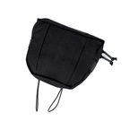 Picture of The Black Ships Modular Sub Abdominal GP Pouch (Black)