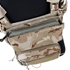 Picture of TMC Lightweight Expansion Accessory Set for Modular Lightweight Chest Rig (Wolf Grey)