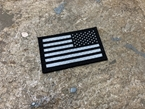 Picture of Warrior USA Flag Right Reflective Patch mbss mlcs aor1 eagle (Free Shipping)